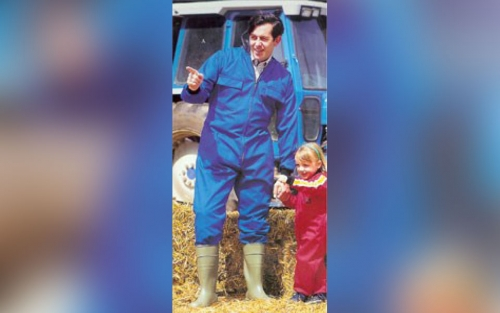 Tractor Suit